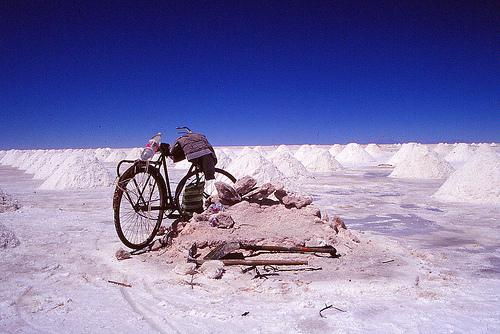 mining for salt photo