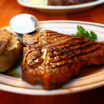 porterhouse steak photo