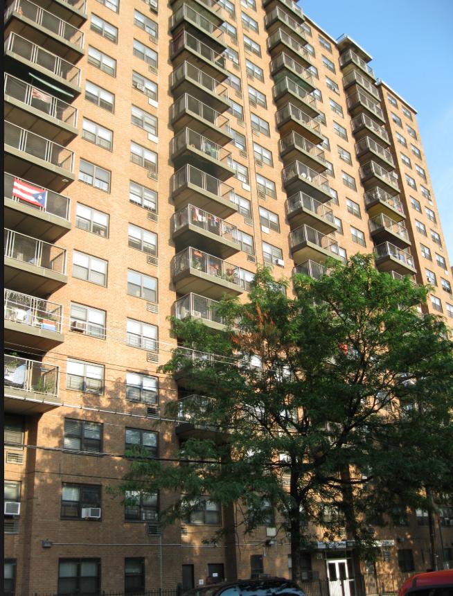 New York City multifamily housing