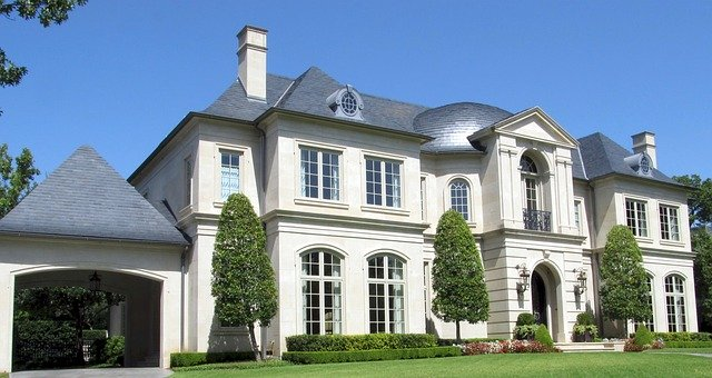 Photo of a Westchester, NY mansion
